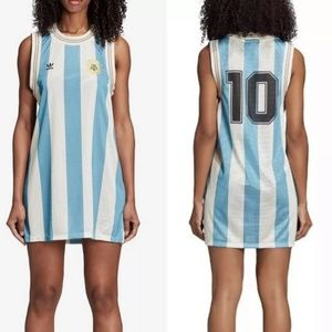 WOMEN'S ADIDAS ORIGINALS ARGENTINA TANK DRESS